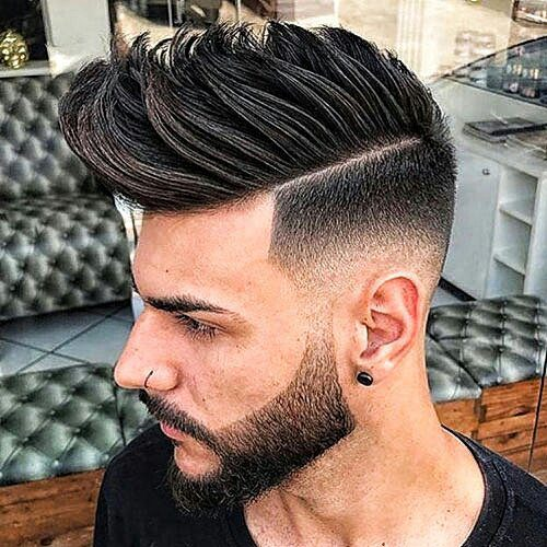 Mohawk and Faux Hawk-mens haircuts #menshair #menshaircut