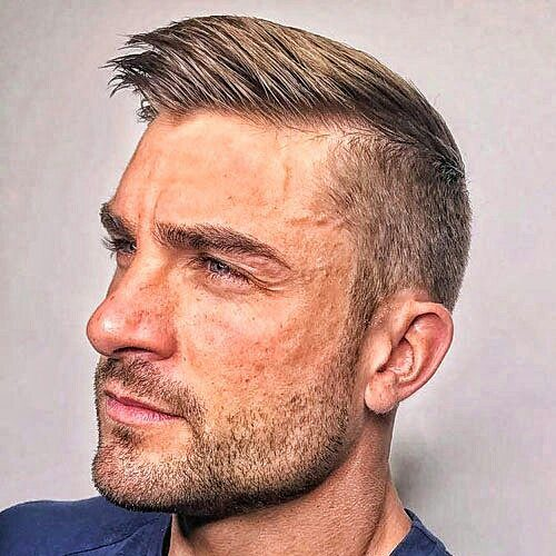 Comb Over-mens haircuts #menshair #menshaircut