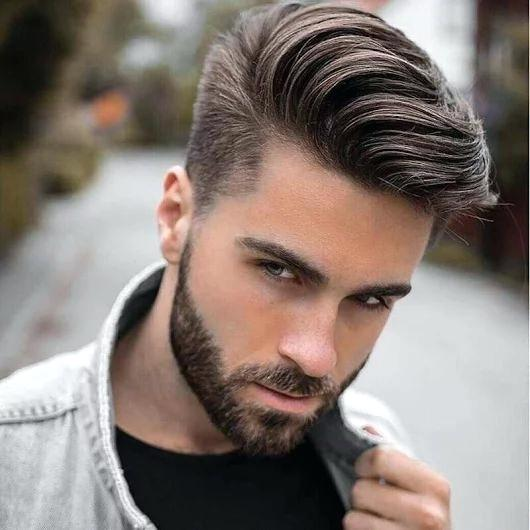 20 Unique Hairstyle Men
