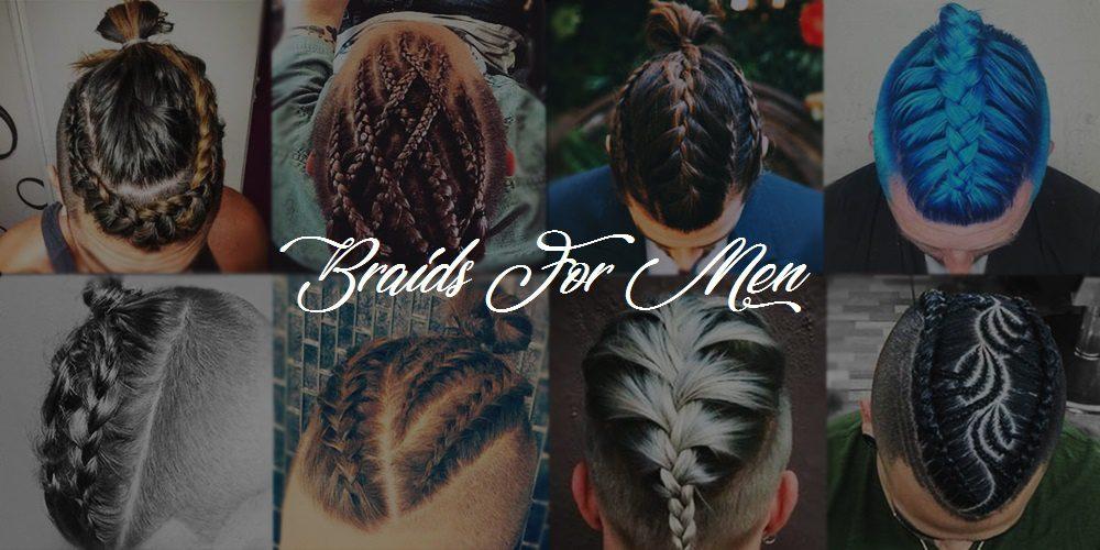 Men Braids