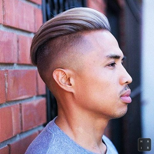 Asian Undercut Styles