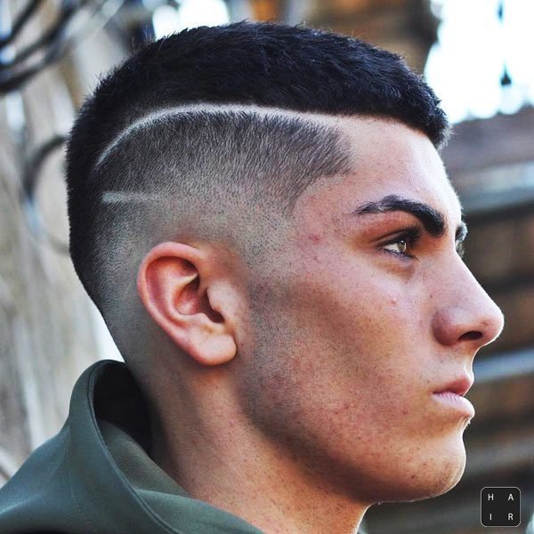 Drop Taper Fade-mens haircut trends 2020-2020 hair trends men-2020 men's hair trends-men's hair trends 2020