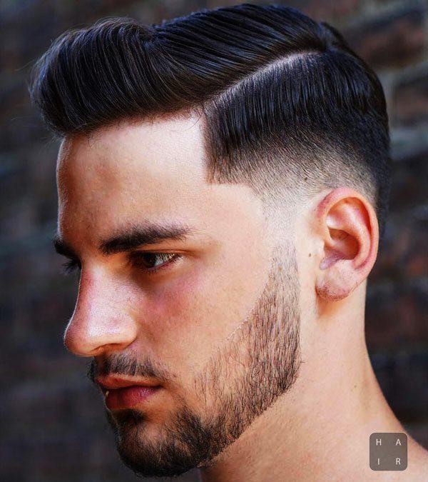 Gentleman Taper Fade-mens haircut trends 2020-2020 hair trends men-2020 men's hair trends-men's hair trends 2020