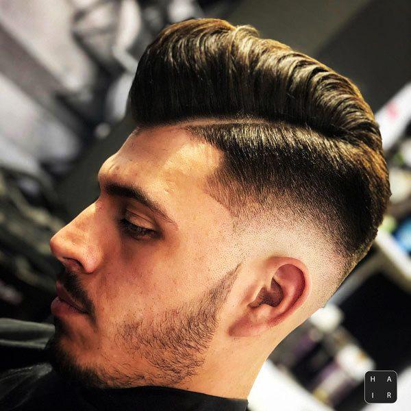 Low Taper Fade-mens haircut trends 2020-2020 hair trends men-2020 men's hair trends-men's hair trends 2020