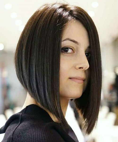 Most Romantic Angled Bob Hairstyles 2019 – 2020 For Your Distinctive Style