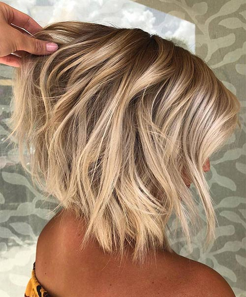 Angled Bob Hairstyles 2020 Women Hairstyles 2020 The Hair Trend