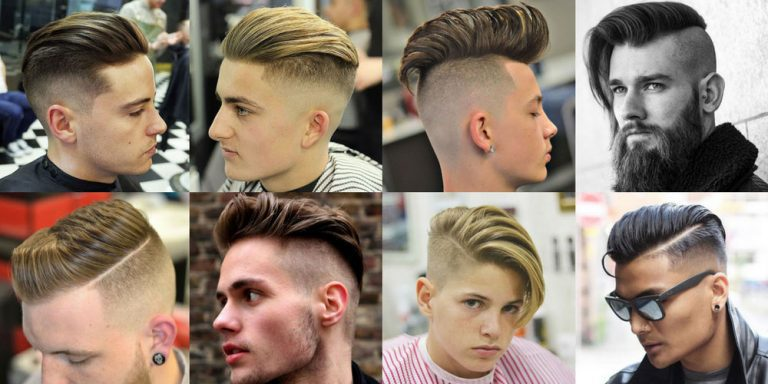 Undercut Hairstyles For Men | Men's Haircuts & Hairstyles