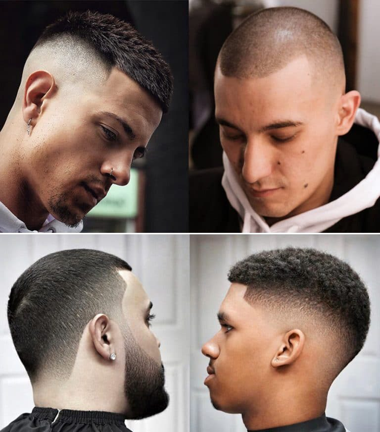 Short Fade Haircut