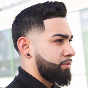 The Beard Fade