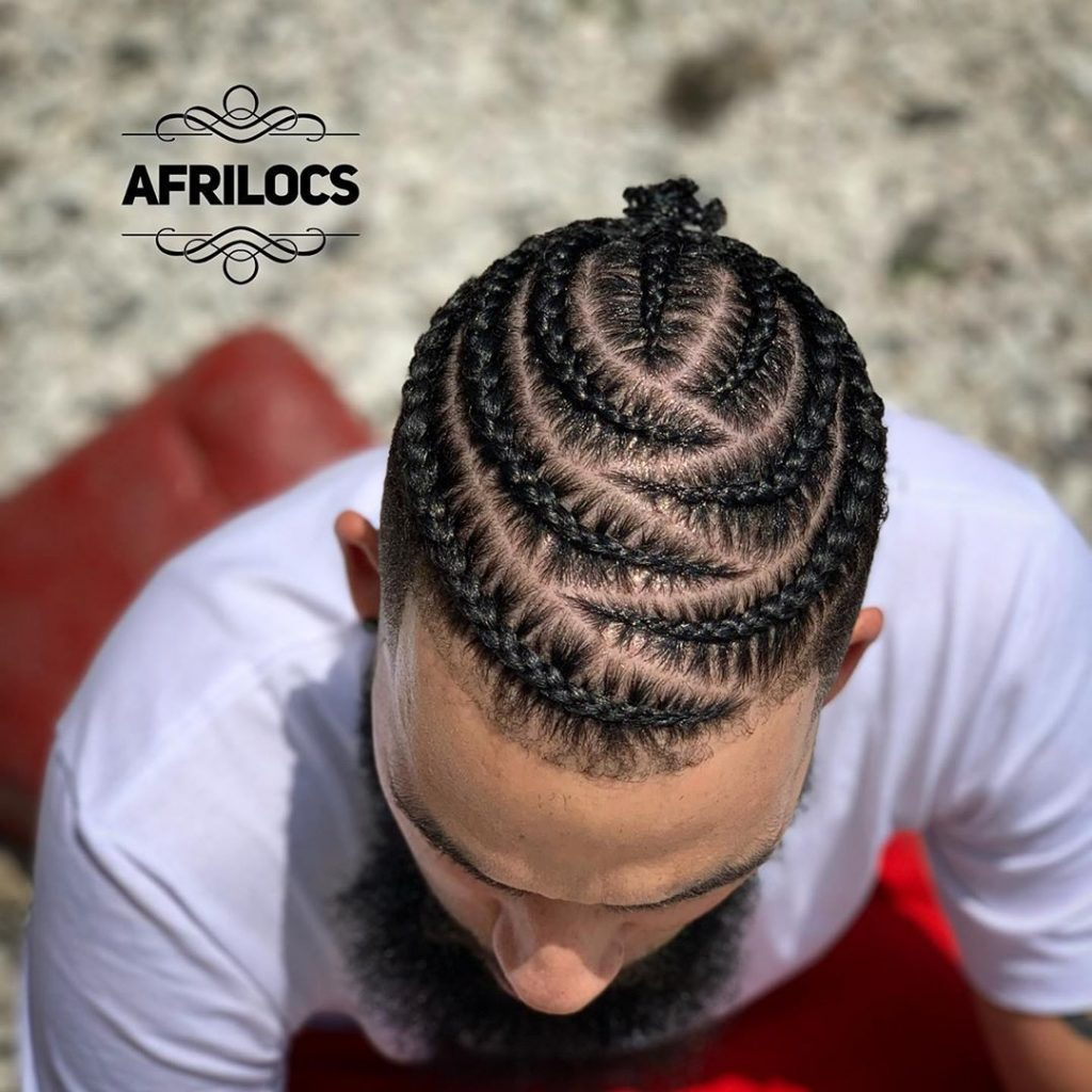 Braid Hairstyles For Men | Men's Hairstyles - The Hair Trend
