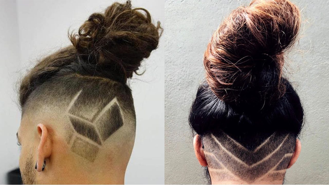 Man Bun Hairstyles 2021