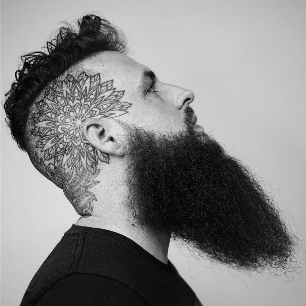 Cool Beard Styles-full beard styles-high beard styles-How to Shape a Beard
