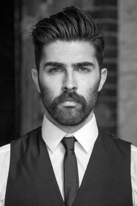 Men's Classic Hairstyles-medium hairstyles for men 2020-medium length hairstyles men-medium length hairstyles men