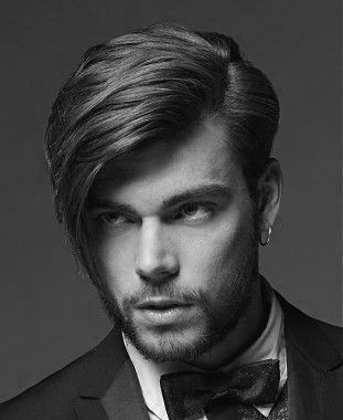 Hairstyles With Straight Hair-medium hairstyles for men 2020