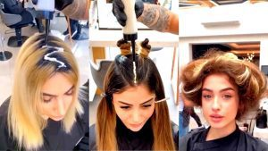 Hair Transformation and Hair Coloring Ideas For Women | Hairstyle Tutorial