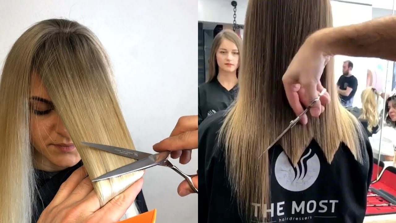 Stunning Hair Transformation | Women Hair Color Transformation | Hair Tutorial 2020