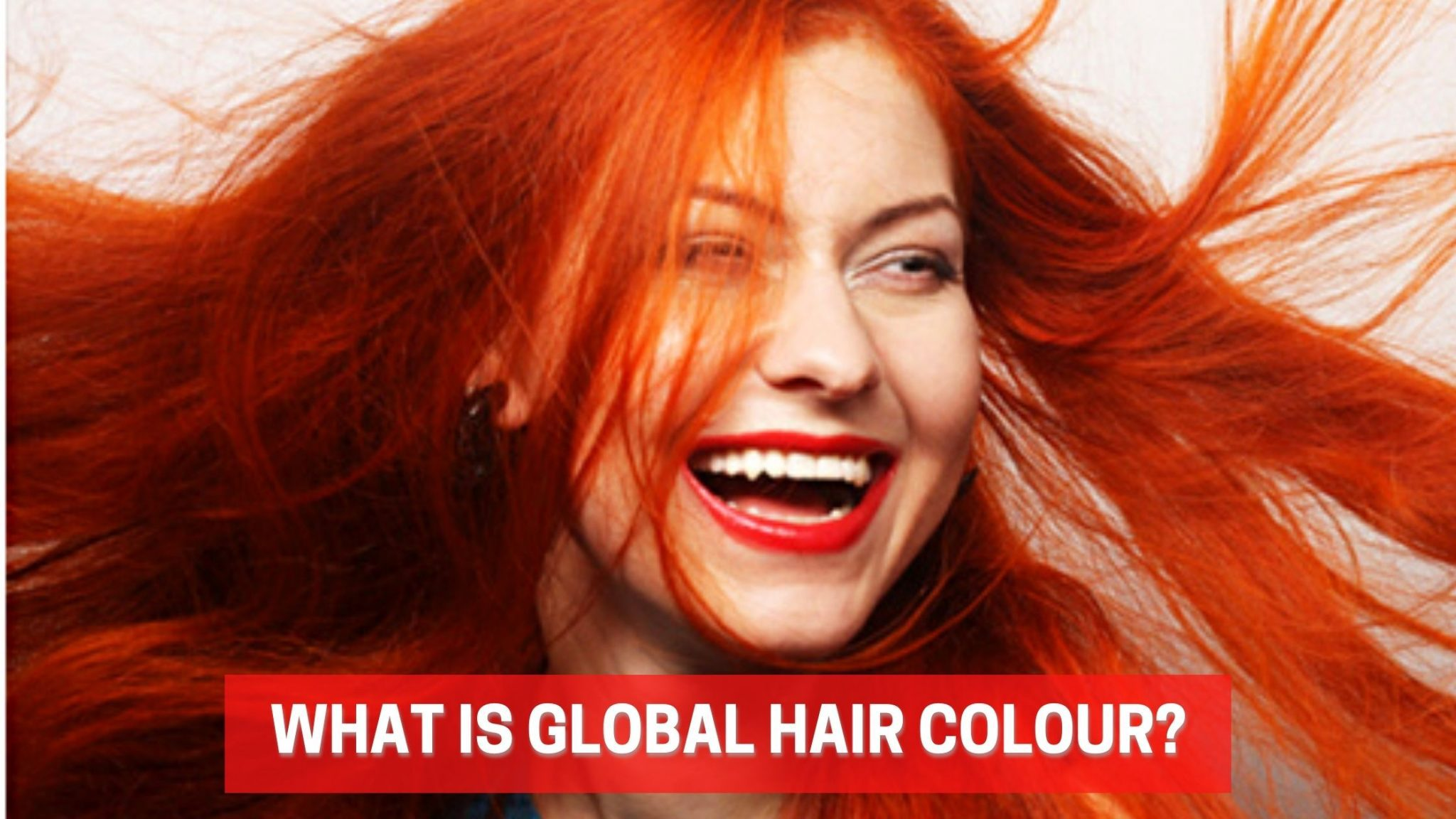 What is global hair colour, and how do you do it for yourself?