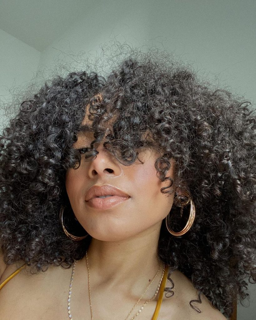 homemade hydration for curly dry hair