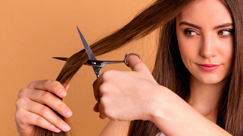 Cutting Your Hair At Home